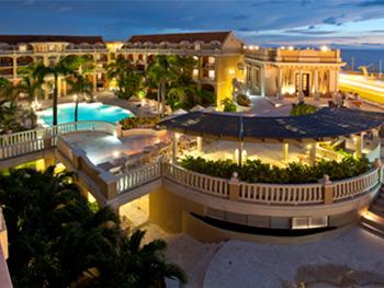 Hotel sofitel santa clara hoteles en cartagena de indias for Academy for salon professionals santa clara